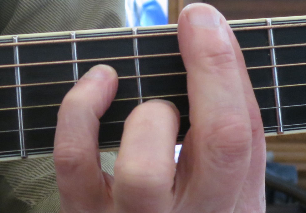 Barre Chords And That Pesky G String The Acoustic Guitar Forum