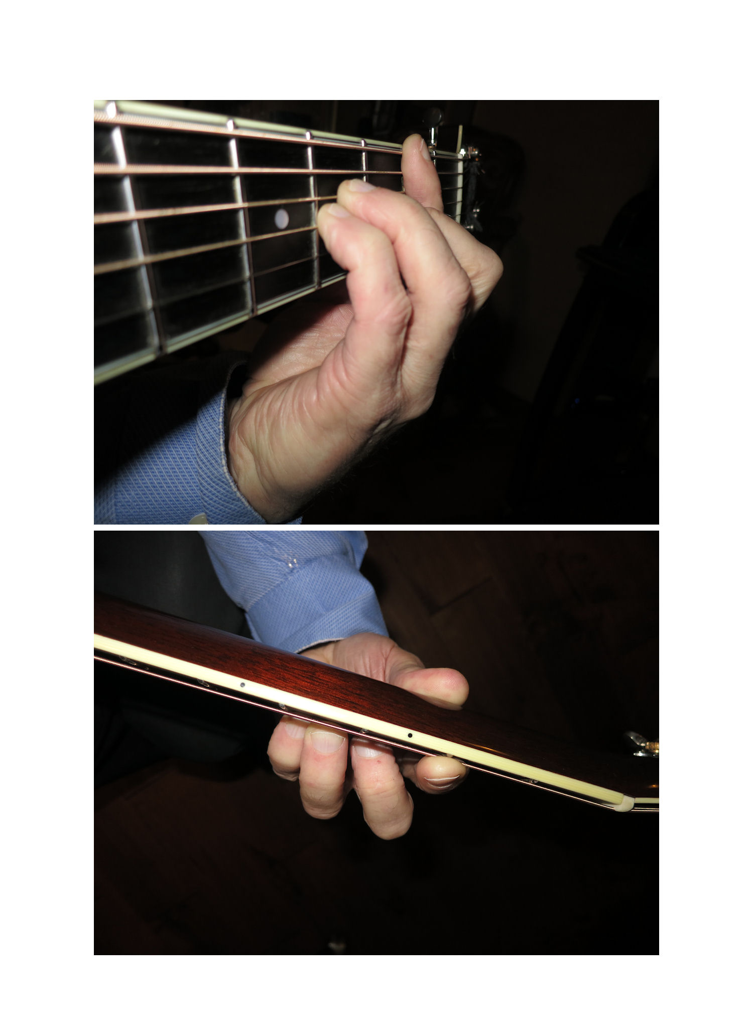 Help With Lazy Bar Chords Page 2 The Acoustic Guitar Forum